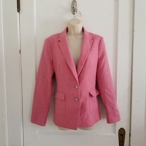 Banana Republic Hacking Jacket Pink Size 12